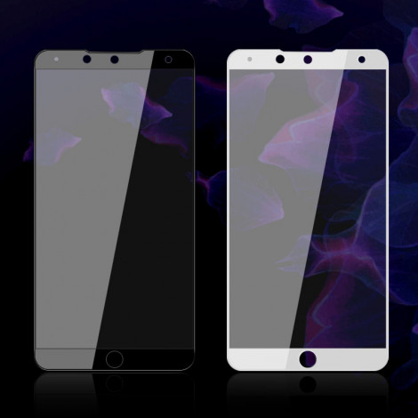 Full Coverage Anti-explosion Tempered Glass Screen Protector For Meizu 15/15 Plus/M15
