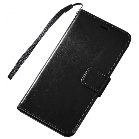 Multi-Function Wallet Style Classic Flip Leather Protective Case For MEIZU 16XS/16X/16S