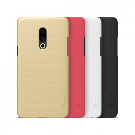 NILLKIN Elegant Appearance Super Frosted Shield Protective Case For Meizu 15/Meizu 15 Plus