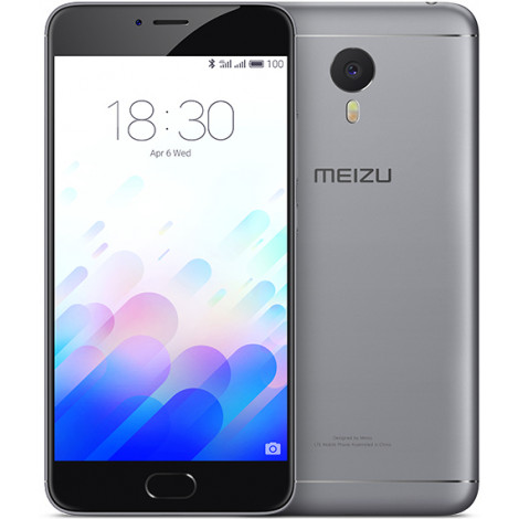 Meizu M3 Note (2GB RAM/16GB ROM) - Grey
