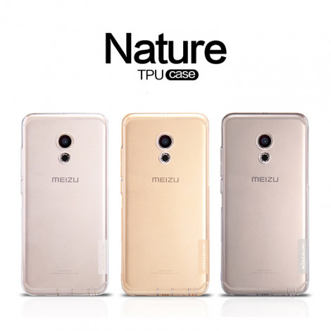 Nillkin Ultra Thin Transparent Soft Protective Case For Meizu Pro 6