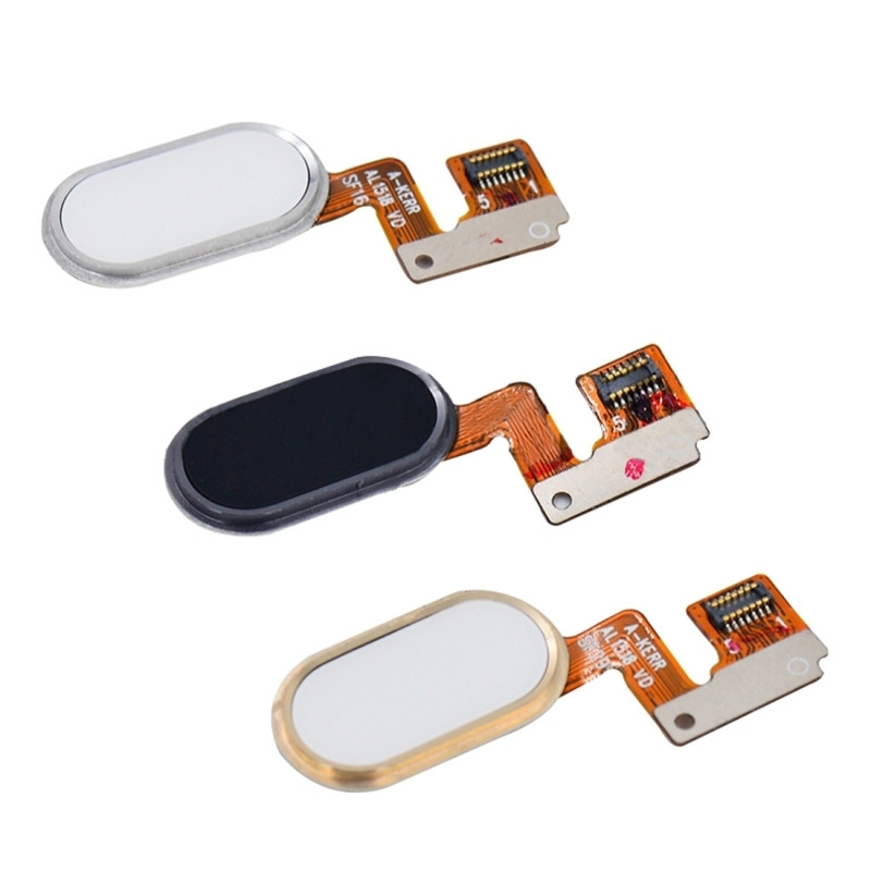 Home Button & Fingerprint Sensor Flex Cable for Meizu M3 Note (14 pin)