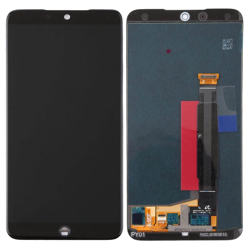 Meizu 15 AMOLED LCD Display + Touch Screen Digitizer Assembly Replacement
