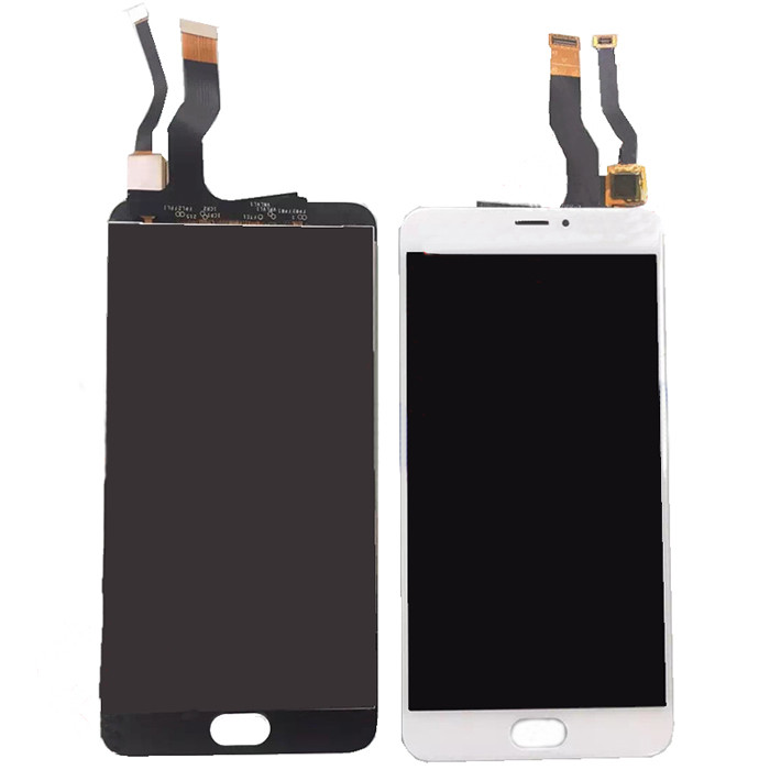 Meizu Metal White LCD Display + Touch Screen Digitizer Assembly Replacement Part