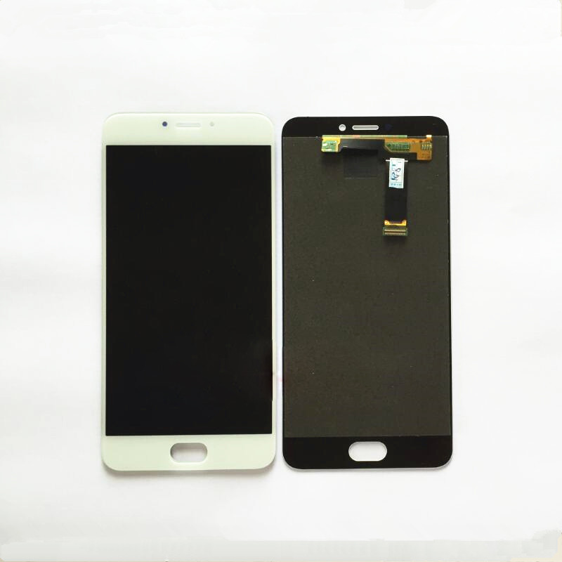 Meizu MX6 LCD Display + Touch Screen Digitizer Assembly Replacement