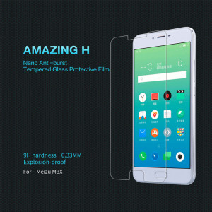 Amazing H Anti-Explosion Glass Screen Protector For Meizu M3X