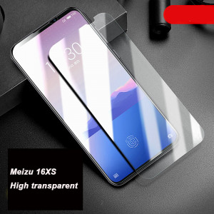 Anti-Explosion Glass Screen Protector For Meizu 16XS/16S