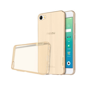 Brand High Quality Ultra Thin Silky Smooth Soft TPU Protective Case For Meizu M3X