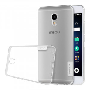 Nillkin Ultra Thin Silky Smooth Transparent Soft TPU Protective Case For Meizu M3E