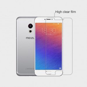 Brand Super Clear Anti-fingerprint Screen Protector For Meizu PRO 6