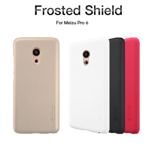 Brand Super Frosted Shield Protective Case For Meizu Pro 6