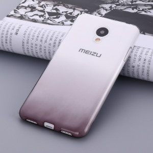 Colorful Gradual Change Style Soft TPU Protective Back Case For Meizu M3S