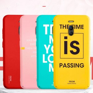 Colorful Words Series Ultra Thin Micro Frosted PC Hard Cover Case For Meizu M8 Note/M6 Note/M5 Note/M3 Note/M6S/M3/E3