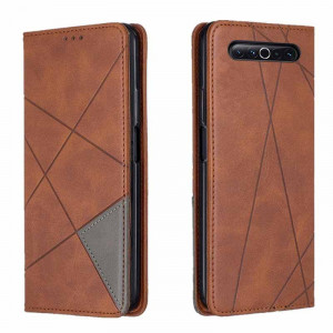 Contrasting Flip Leather Protective Case With Stand Function For MEIZU 17 Pro/17