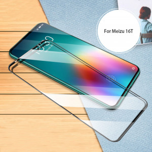 Full Covered Anti-Explosion Glass Screen Protector For Meizu 16T