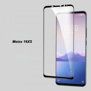 Full Covered Tempered Glass Screen Protector For Meizu 16XS/16S