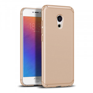 Full Protection Ultra Thin PC Hard Shell Back Cover Case For Meizu Pro 6/Pro 6S