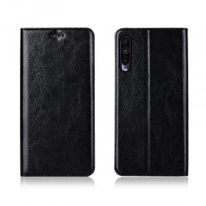 Genuine Cowhide Leather Flip Protection Case Cover For Meizu 16T