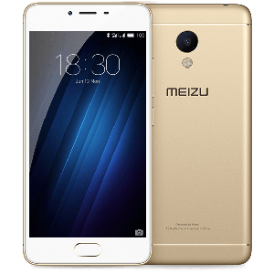 Meizu M3S (2GB/16GB) - Gold