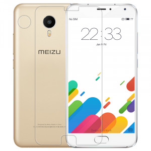 H+ Anti-Explosion Glass Screen Protector For Meizu Metal