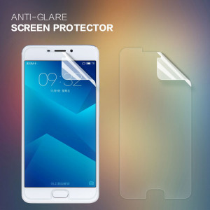 High Quality Matte Protective Film Protective Screen Protector For Meizu M5 Note