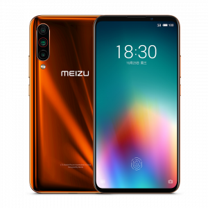 Global Version Meizu 16T