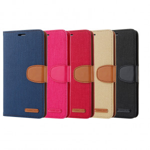 Meizu M2 Flip Leather Case With Card slots