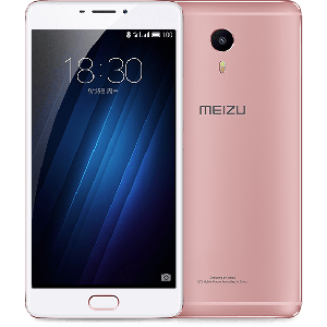 Meizu M3 Max (3GB RAM/64GB ROM) - Rose Gold