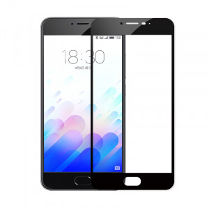 Meizu M3 Note Colorful Tempered Glass Screen Full Protection