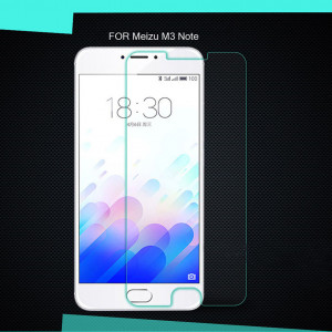Meizu M3 Note H Anti-Explosion Glass Screen Protector