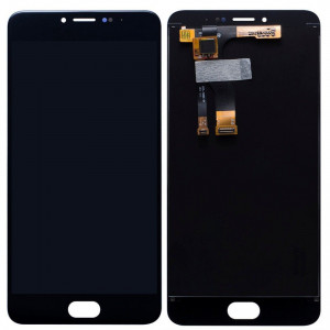Meizu M3 Note LCD Display + Touch Screen Digitizer Assembly Replacement Part (Only For Meizu M3 Note M681H )