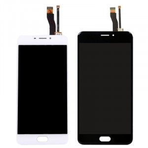 Meizu M5 Note LCD Display + Touch Screen Digitizer Assembly Replacement