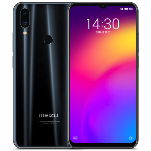 Meizu M9 Note ( 4GB RAM / 128GB ROM) - Black