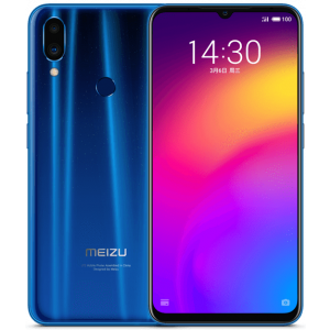 Meizu M9 Note ( 4GB RAM / 128GB ROM) - Blue