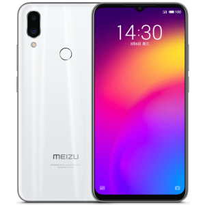 Meizu M9 Note ( 4GB RAM / 128GB ROM) - White