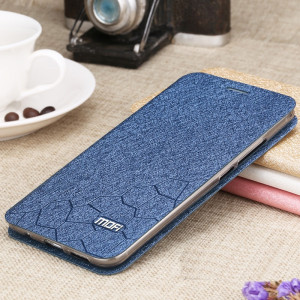 Meizu Metal Mofi Silk Series Flip Leather Protective Case