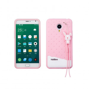Meizu MX4 Pro Ice Cream Soft Silicone Back Cover Case