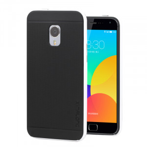 Meizu MX4 Pro PC plastic Bumper Frame With TPU Silicone back cover