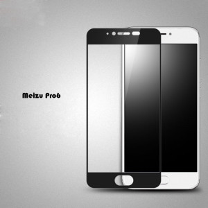 Meizu Pro6 Colorful Tempered Glass Screen Full Protection