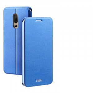 Mofi Classic Clamshell Thin Stand Leather Flip Protective Case For Meizu 15/Meizu 15 Plus/M15