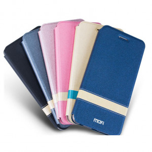 Mofi Classic Flip Leather Cover Case For Meizu M3 Max