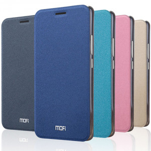 Mofi Ultrathin Flip Leather Case For Meuz Metal