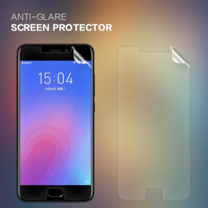 NILLKIN Matte Protective Film Protective Screen Protector For Meizu M6