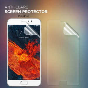 NILLKIN Matte Protective Film Protective Screen Protector For Meizu Pro 6 Plus