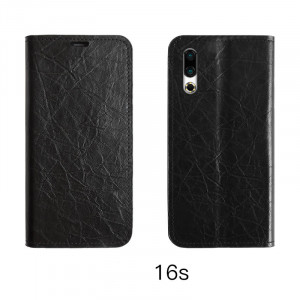 PU Leather Flip Protective Stand Case For Meizu 16s Pro/16s/16XS/16X/16th Plus/16th
