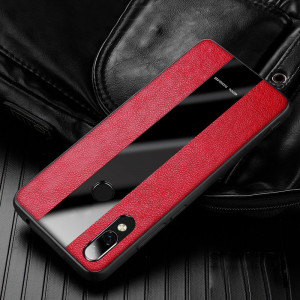 Racing Car Design PU Leather Soft TPU Frame Protective Case For Meizu M9 Note