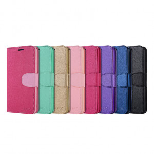 Sdncie Flip Leather Case With Card slots For Meizu M2 Note