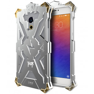 SIMON THOR Aviation aluminum alloy Metal Case For Meizu Pro 6