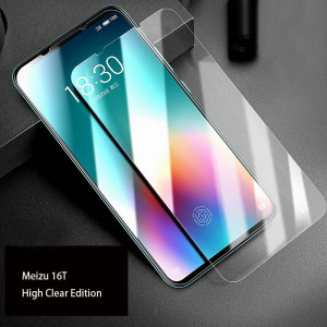 Super Clear Anti-Explosion Glass Screen Protector For Meizu 16T