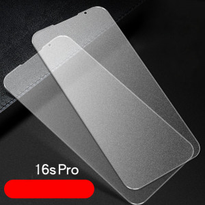 Super Clear & Matte Tempered Glass Screen Protector For Meizu 16S Pro(2pcs)